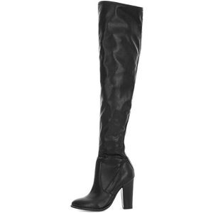 🎉HOST PICK🎉ALDO Cornera Black Thigh High Boot